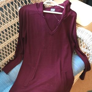 New York and Company cowl neck sweater! NWOT